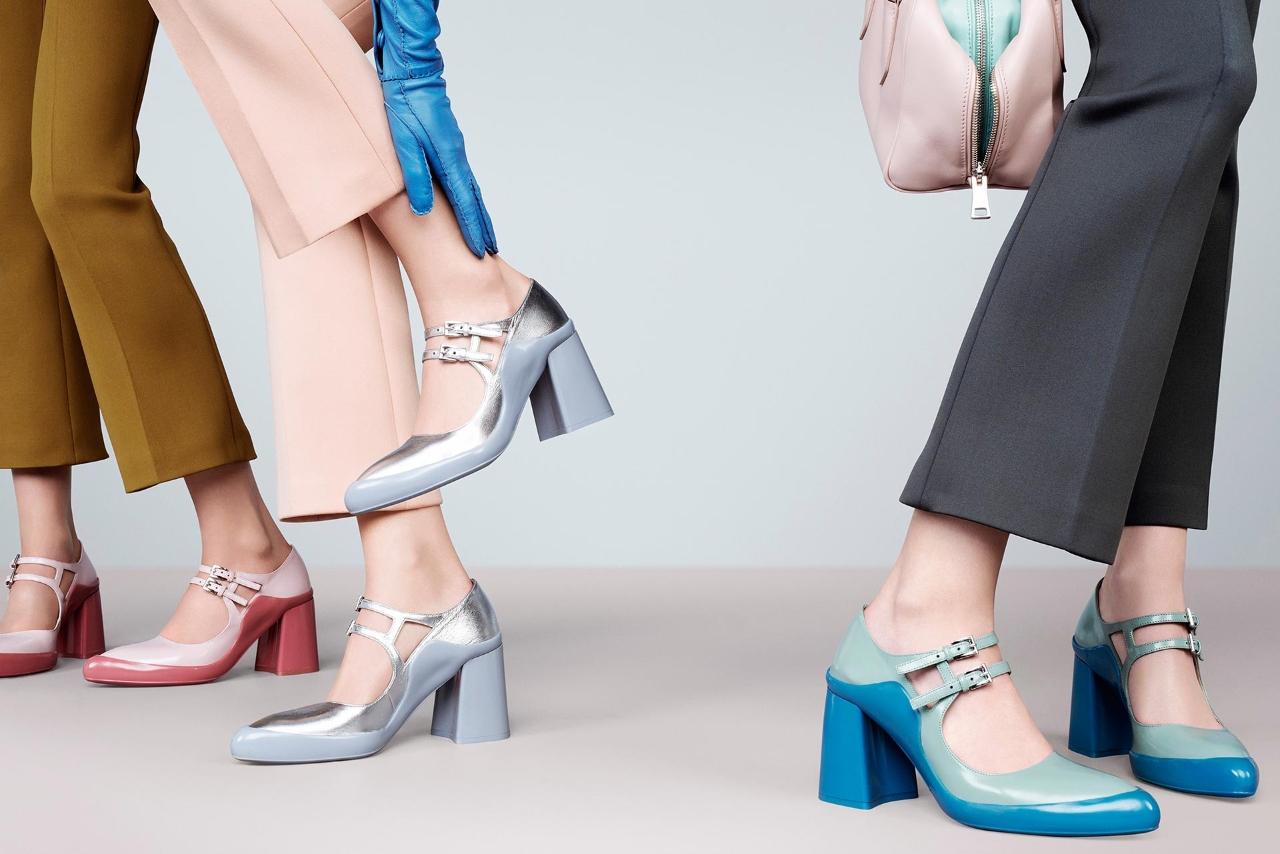 Фото модной женской обуви 2017 года