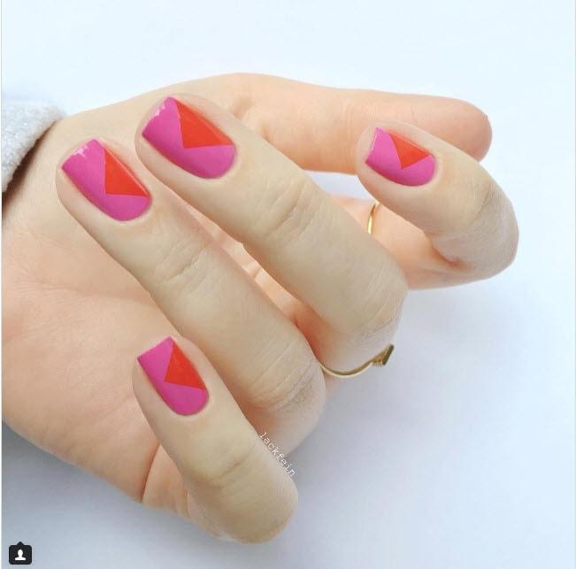 Маникюр реальные ногти