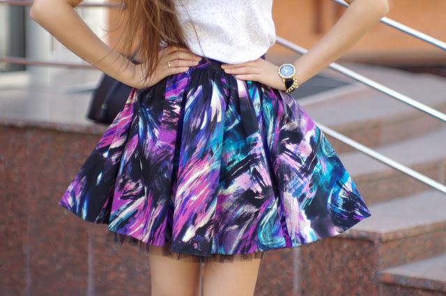 Модные подростковые юбки это