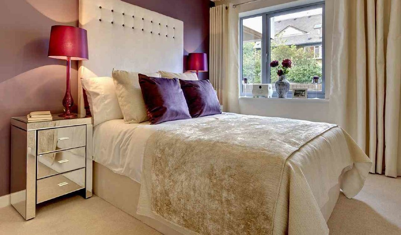 Серый цвет в интерьере гостиной и спальни. Сочетание