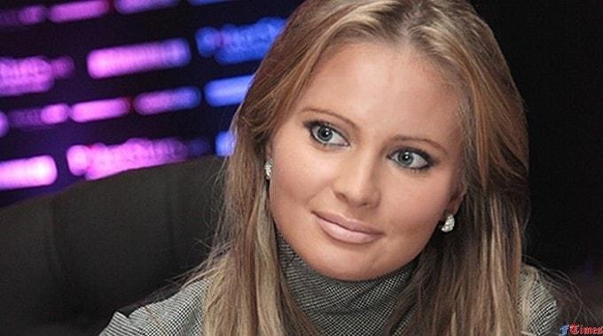 Бывший даны борисовой требует назад деньги и украшения, которые ей подарил