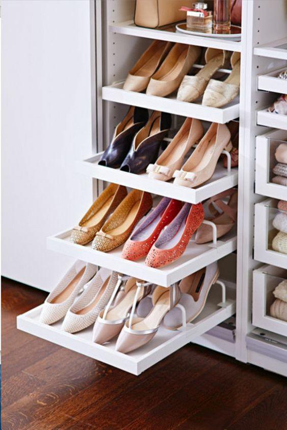 Идеи для обувной полки 170