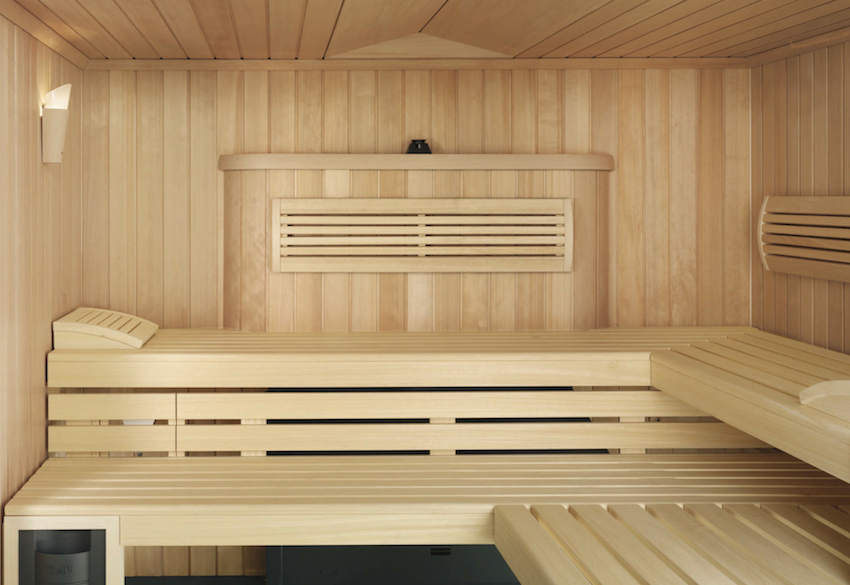 Лежак в баню