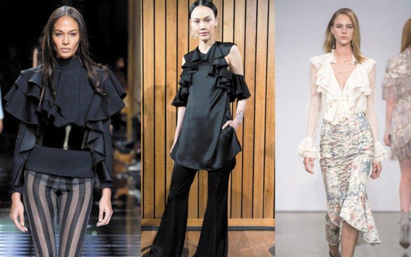 Женские блузки 2017 года модные тенденции весна лето