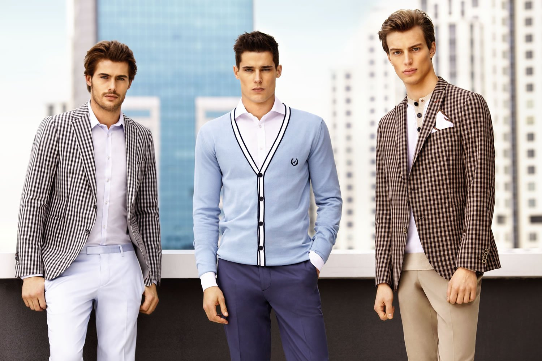 Formal dressing for young men