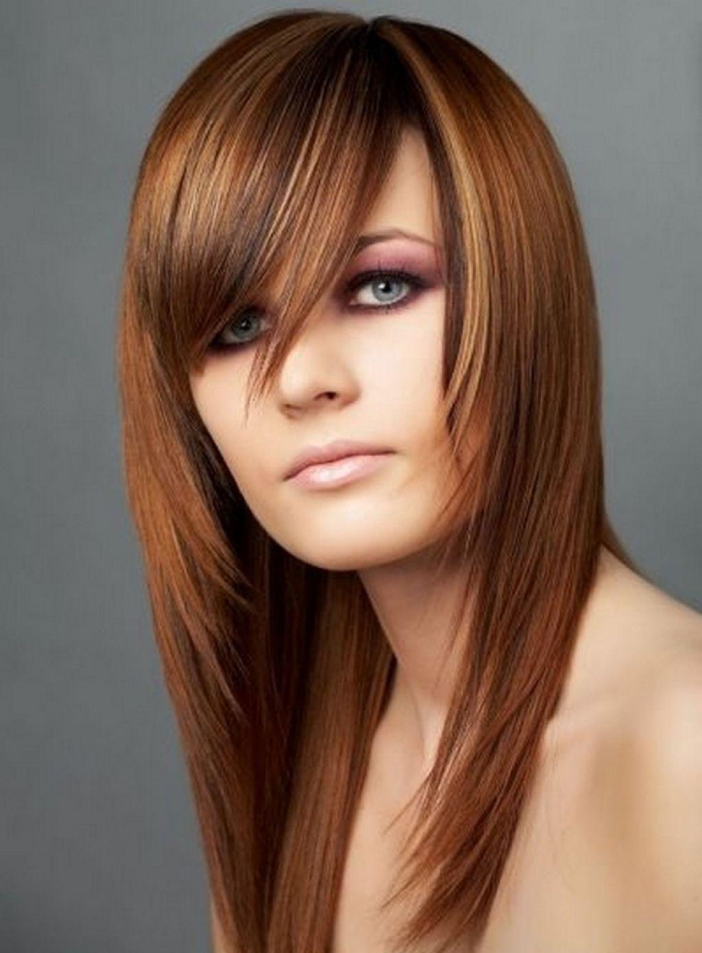 Каскад на длинные волосы: стрижка, прическа, укладка Стрижка каскад для прямых волос