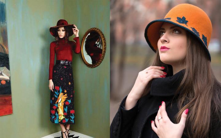 Шляпы Женские Осень 2017 Купить