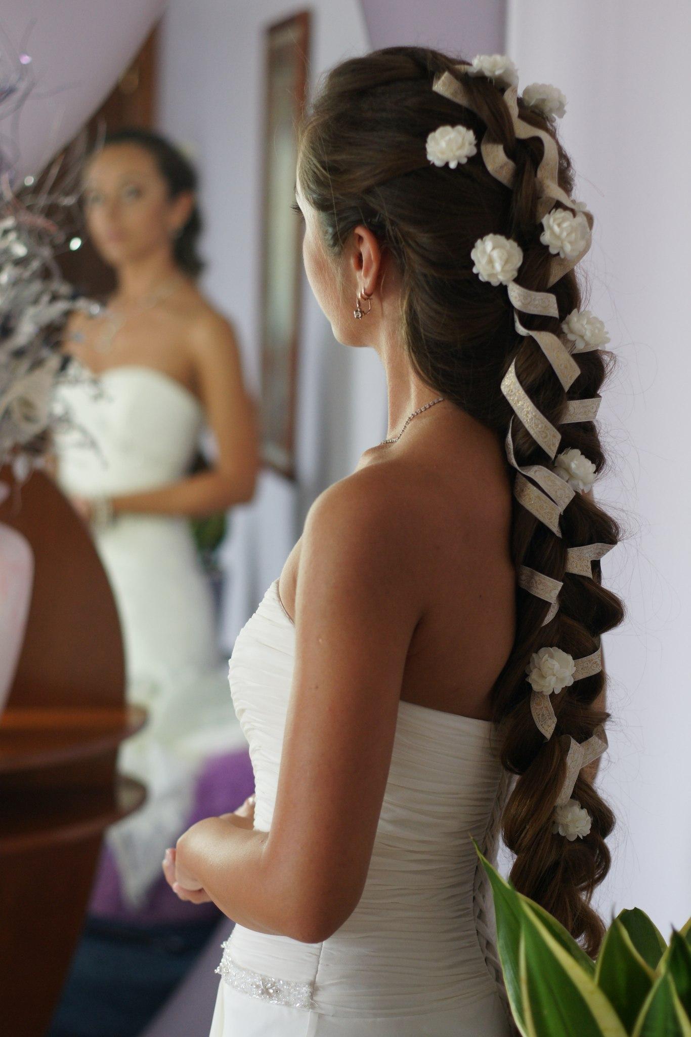 Стилисты причесок для свадьбы