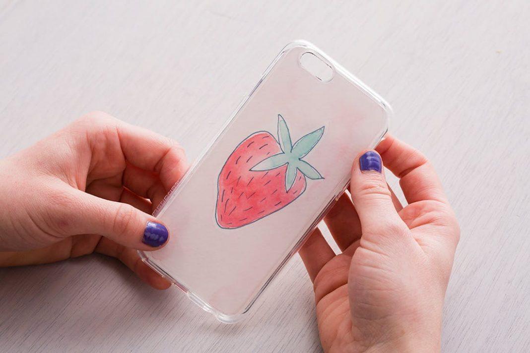 Как сделать прозрачный чехол из силикона для телефона своими руками 3