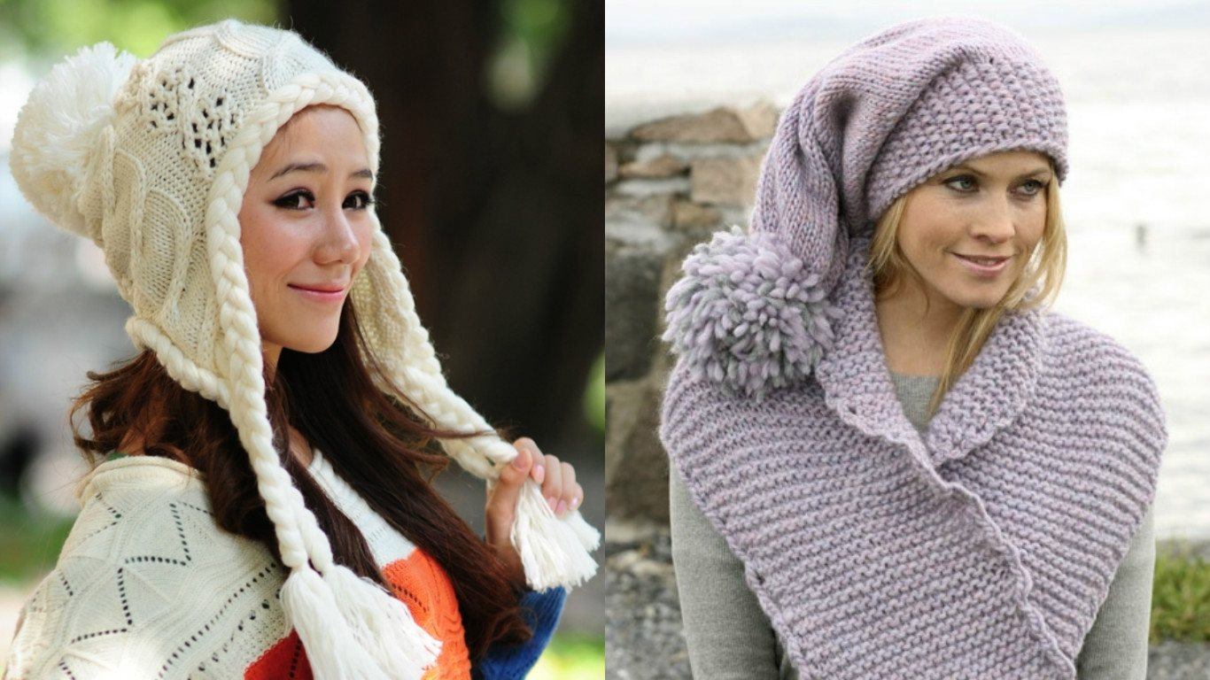 Вязание на спицах осень-зима фото