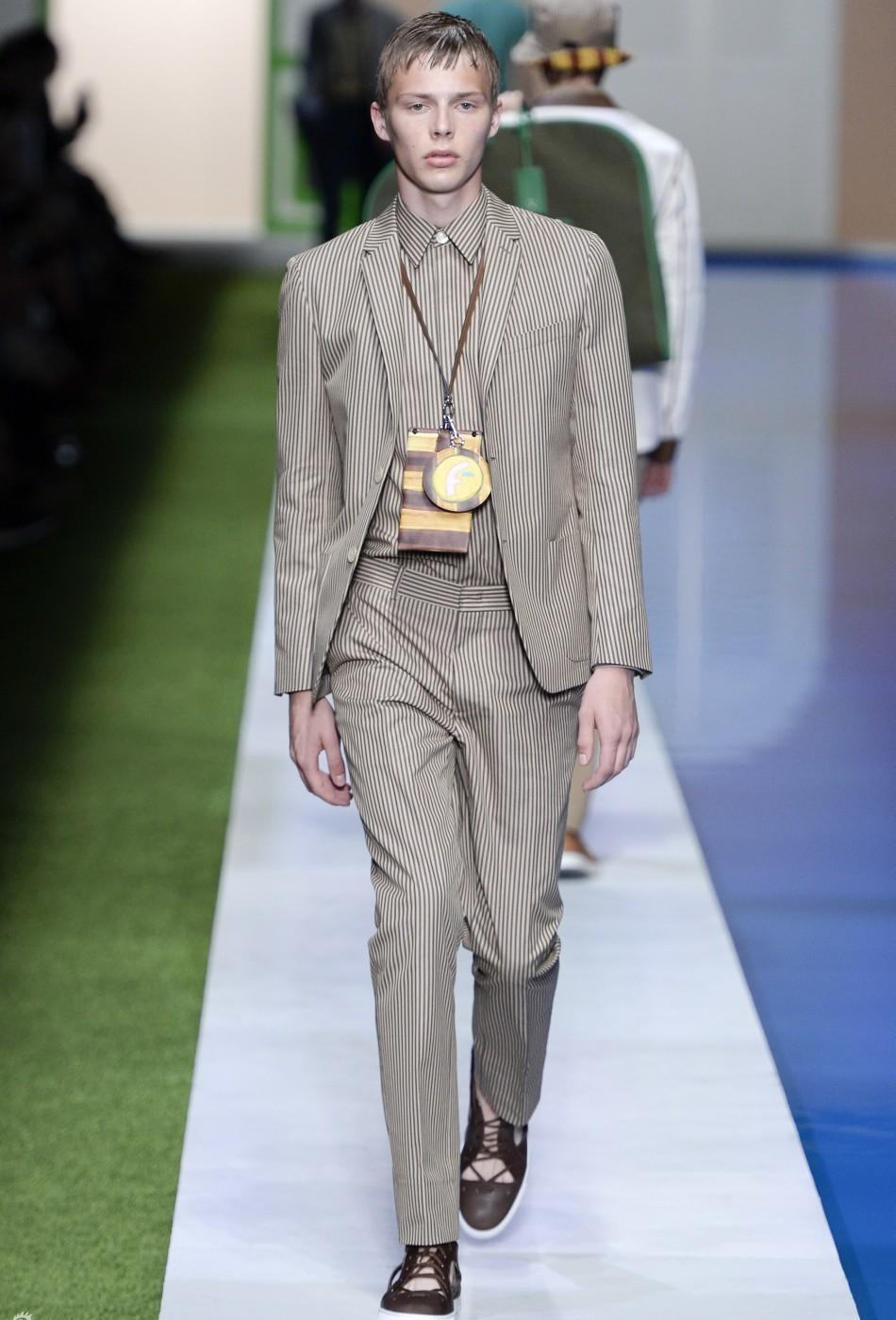 Мужская мода весна2018