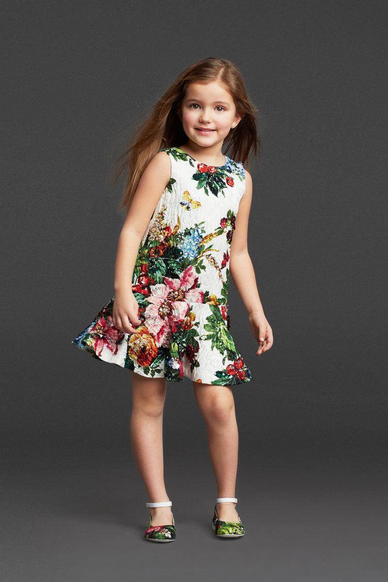 New fashion girls dress 18