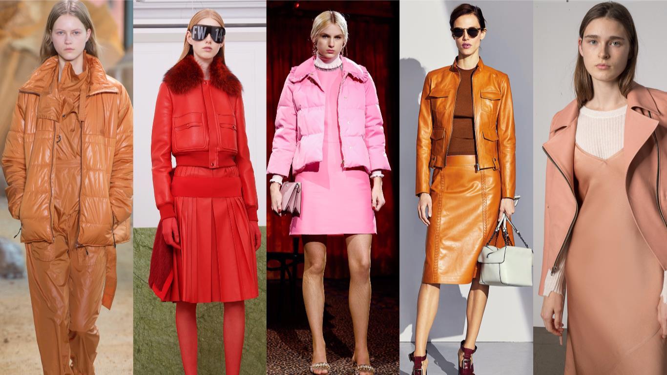 В какие цвета одеваться в новый год
