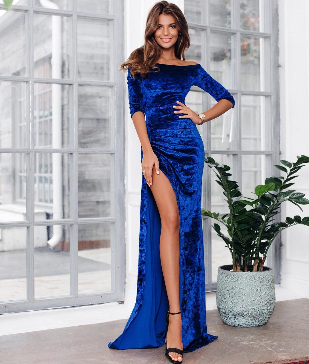 В платье какого цвета встречать новый год