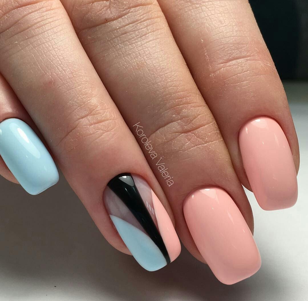Дизайн ногтей новинки 2018 года весна фото