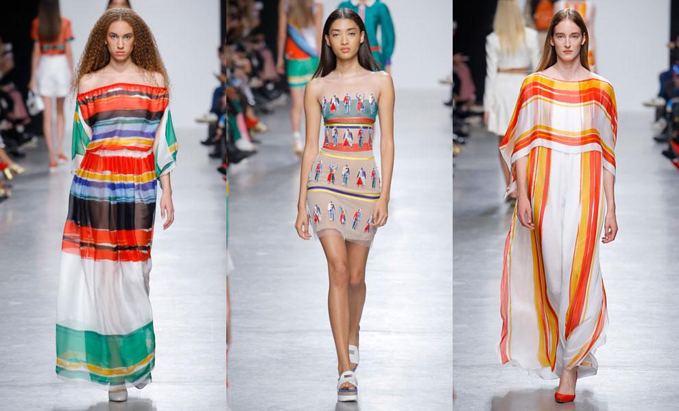 Что модно носить летом 2018 года женщина
