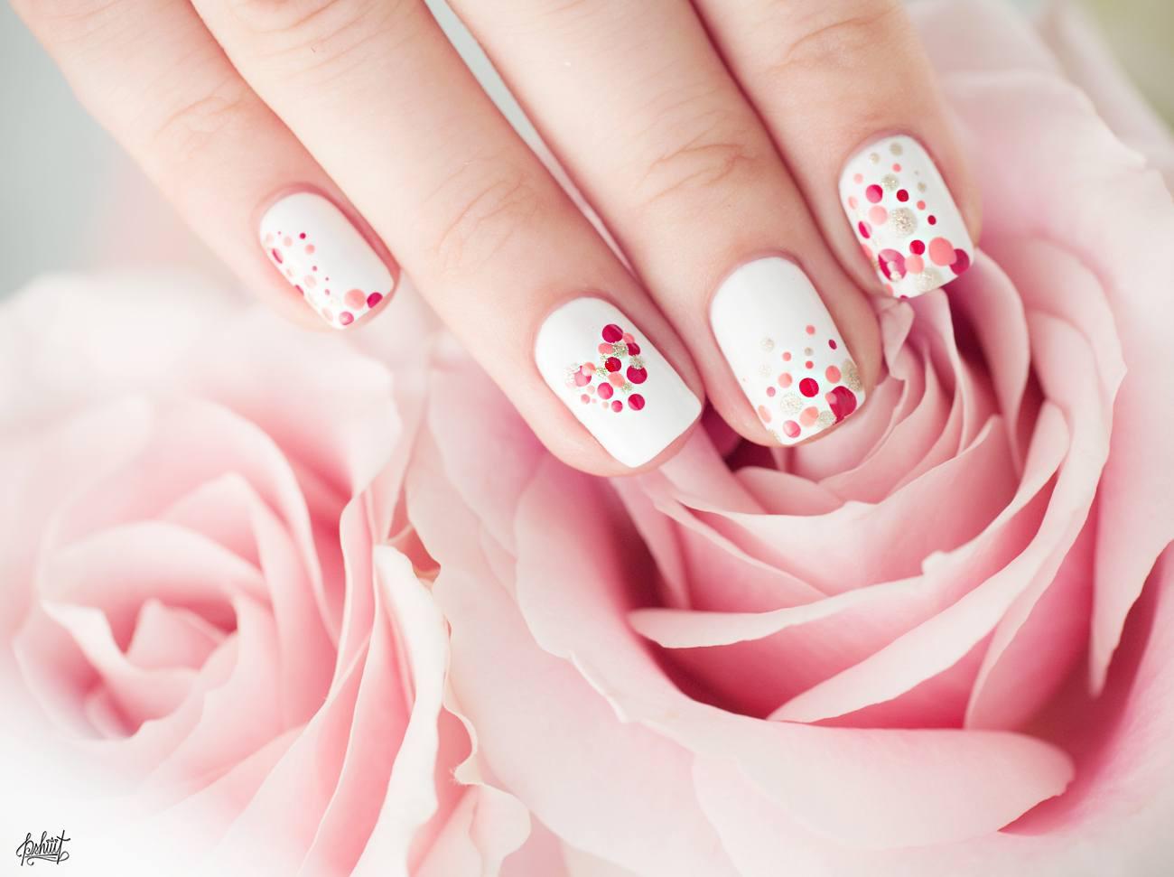 Весна 2017-2018 дизайн ногтей