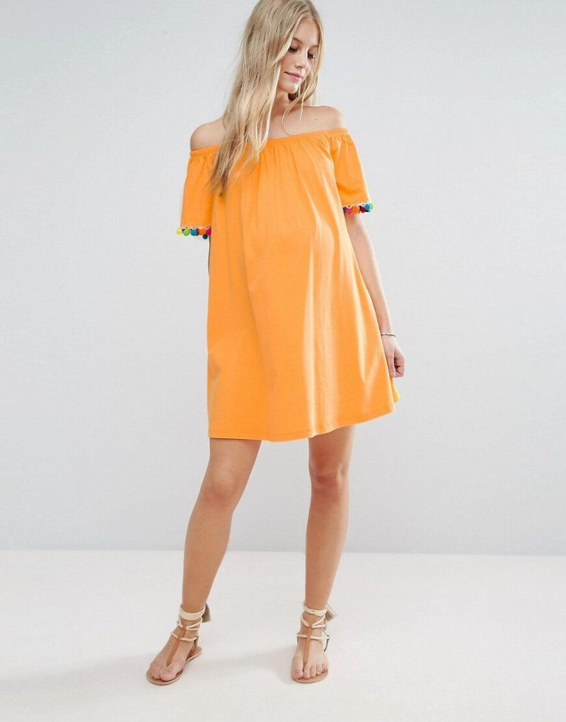 Мода для беременных весна-лето и
