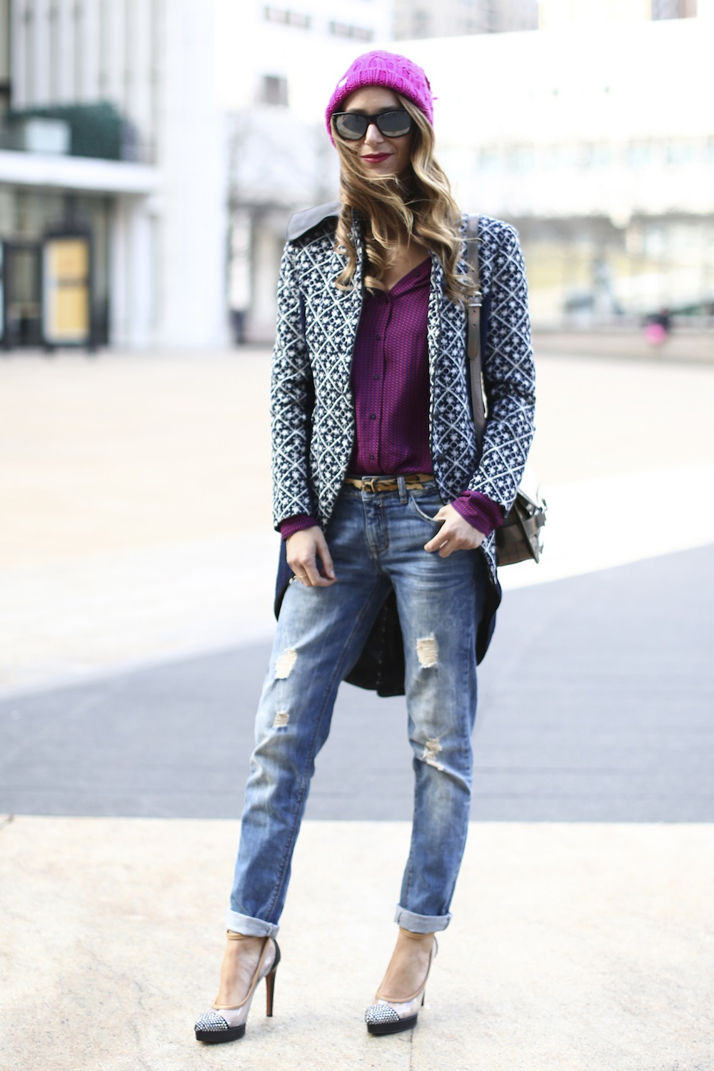 New fashion jeans for girl 90