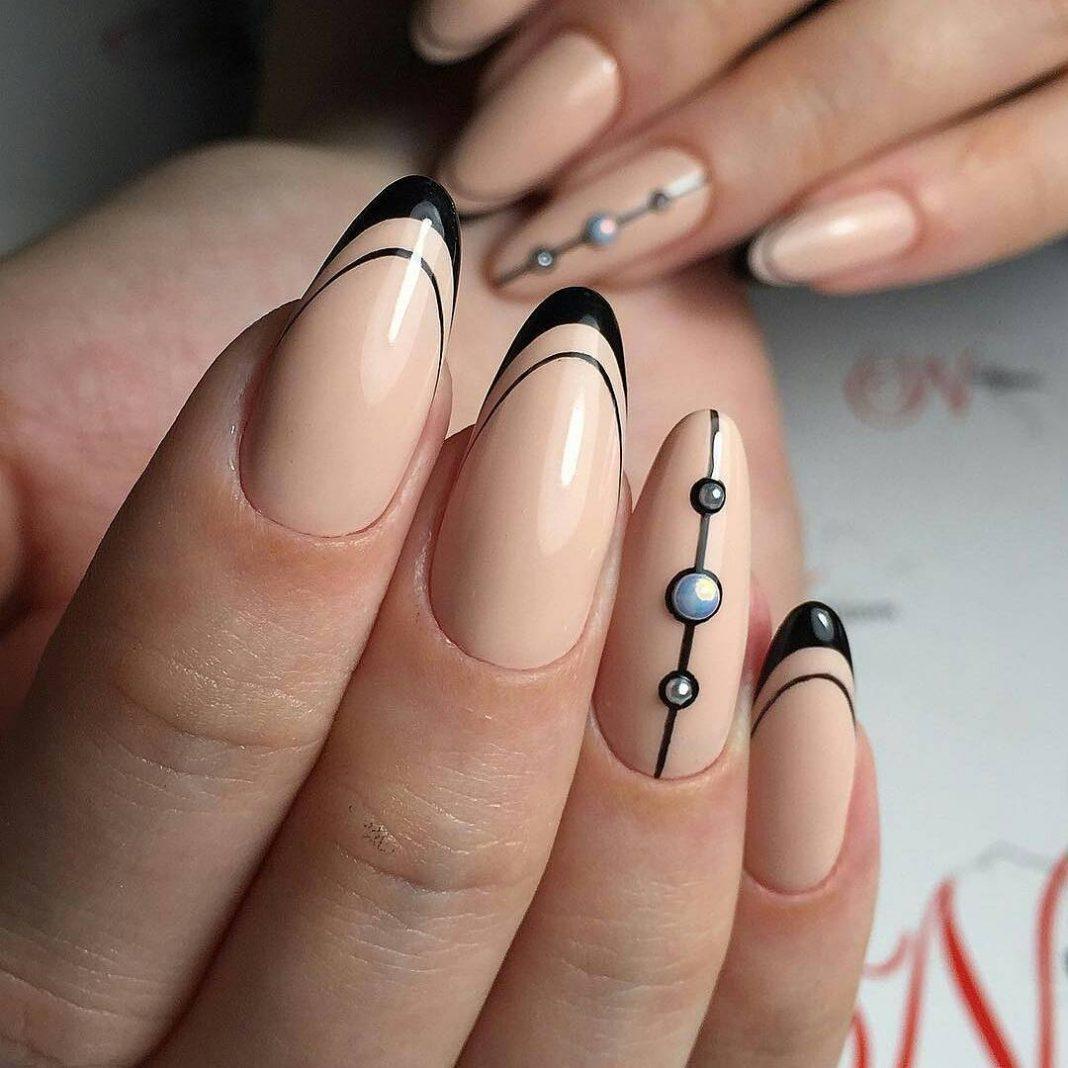 Дизайн ногтей овальной формы фото новинки