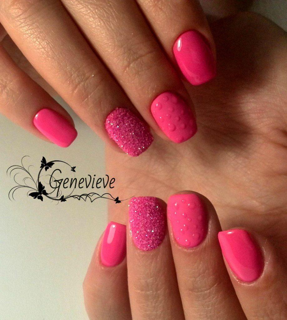 Мармелад для ногтей (Меланж) Nail Passion Меланж-сахарок 30