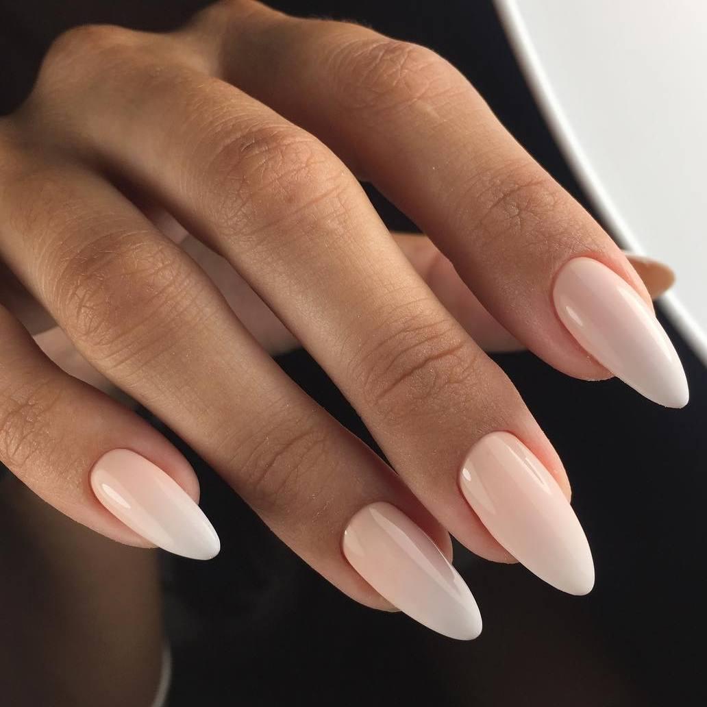 Форма ногтей сейчас модная