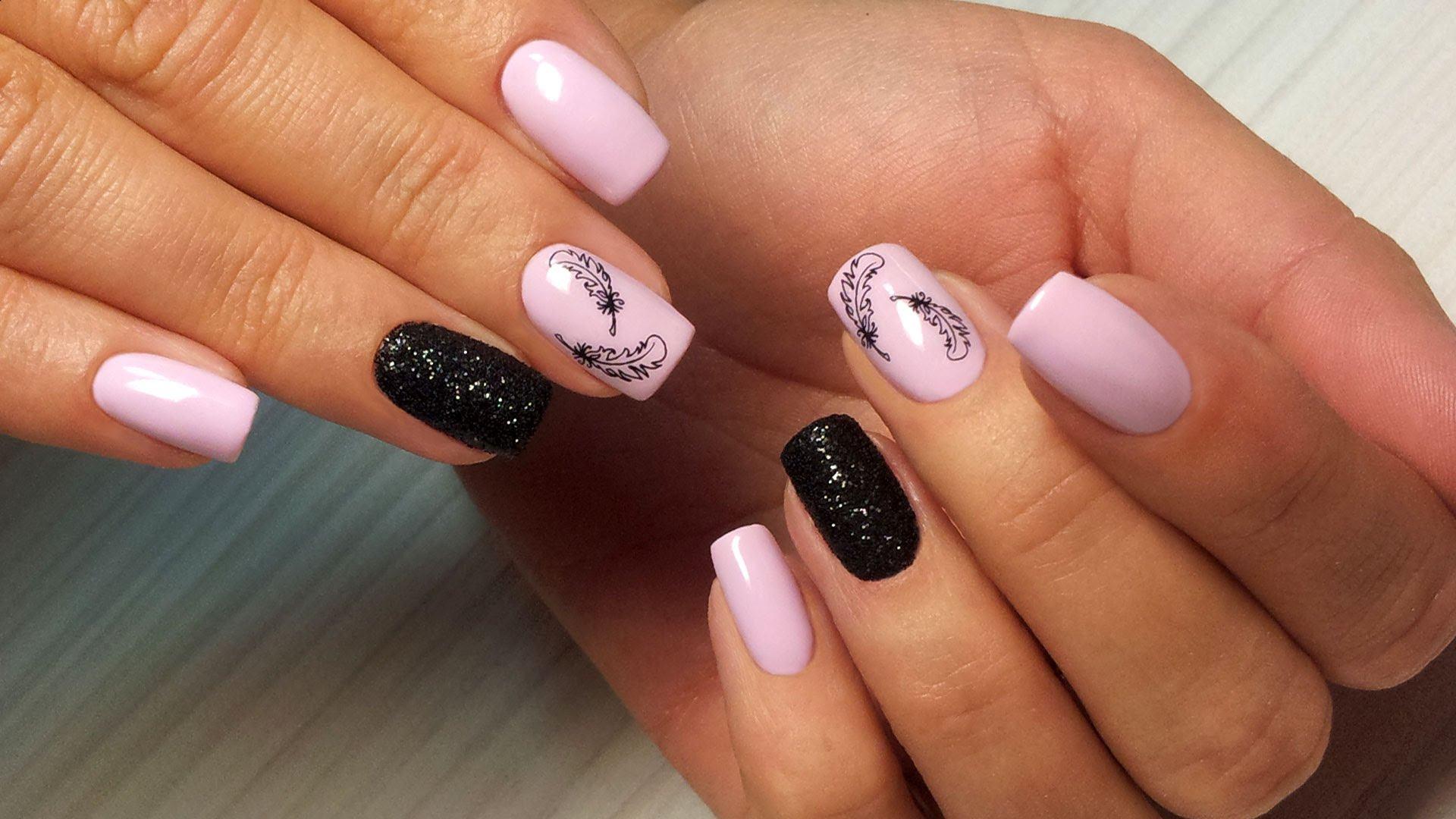 Идеи Маникюра На Круглые Ногти Фото