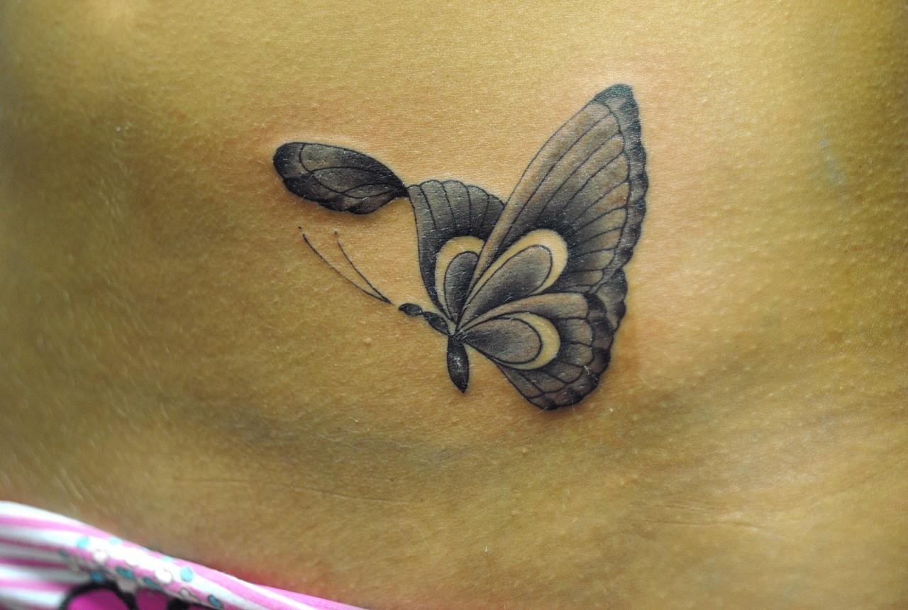 Фото татуировок на лобковой части