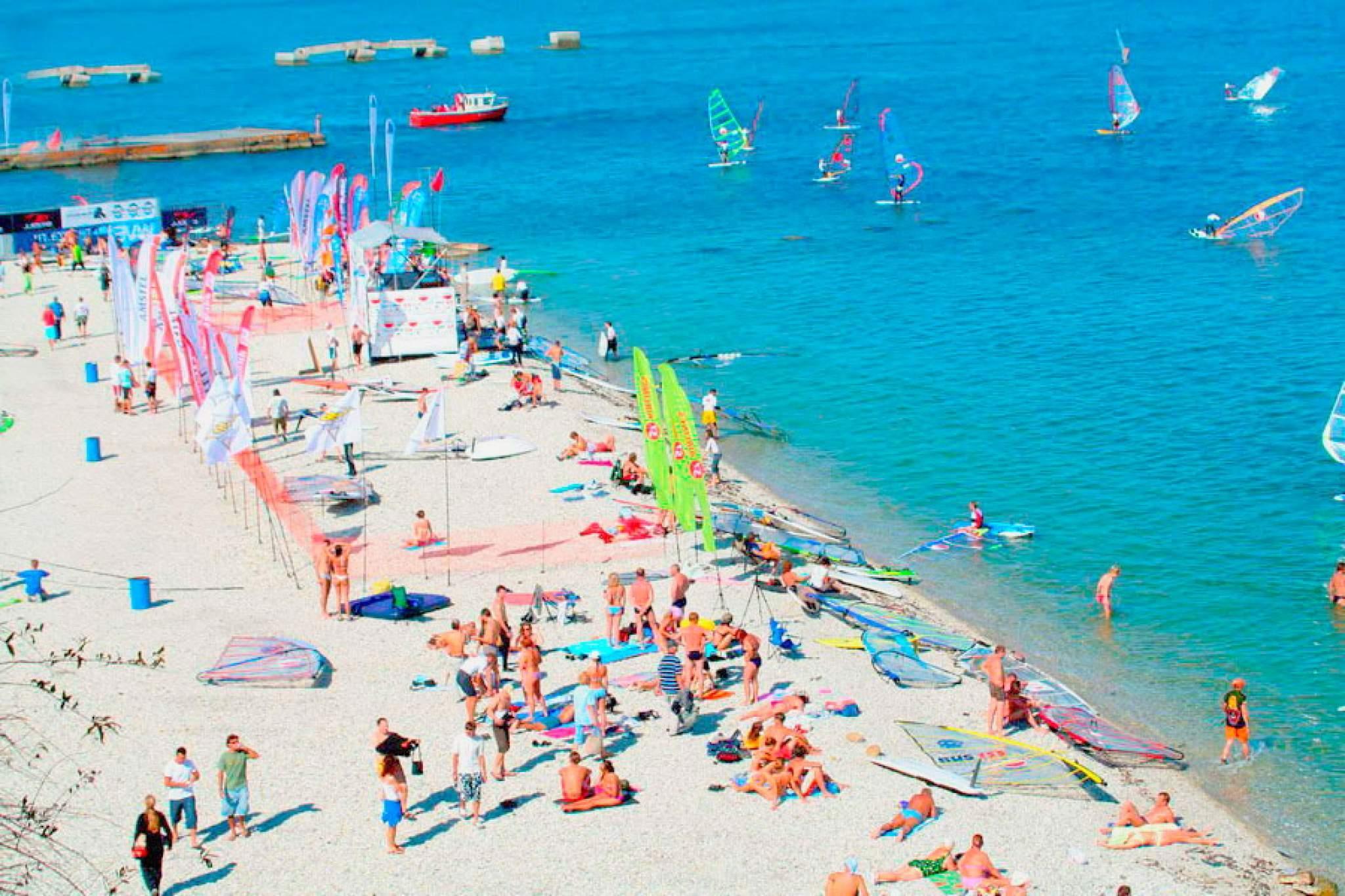Пляжи на Черном море. Пляжи в Крыму. Пляжи Азовского моря 12