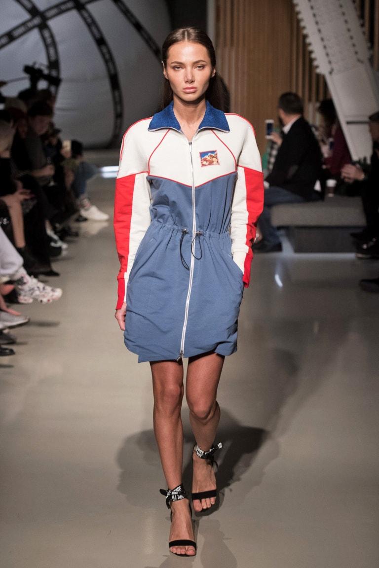 Sporty fashion trend 2018 3