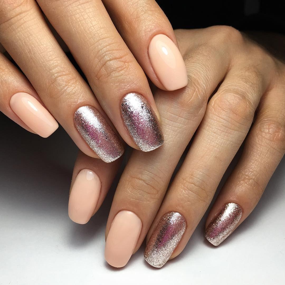 Ногти Идея Овальная