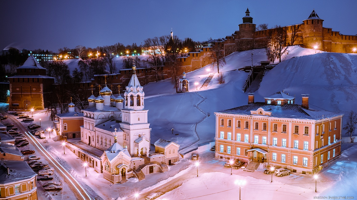 Новый 2019 год в Нижнем Новгороде и Нижегородской области   цены картинки