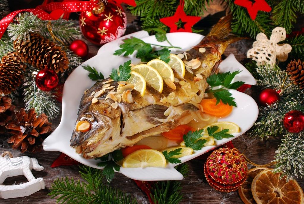 Горячие блюда на Новый год 2019 с фото